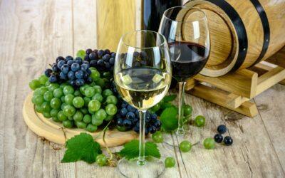 Nyd din vin i de perfekte omgivelser